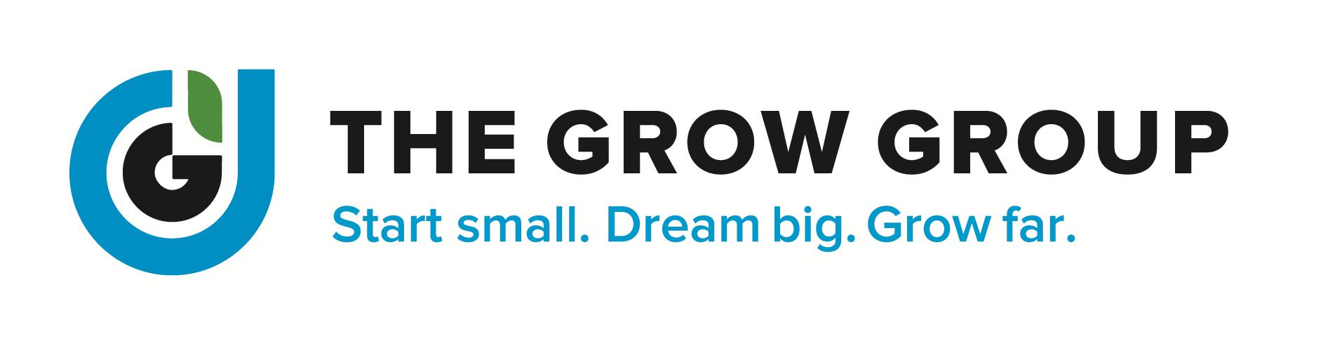 The Grow Group logo