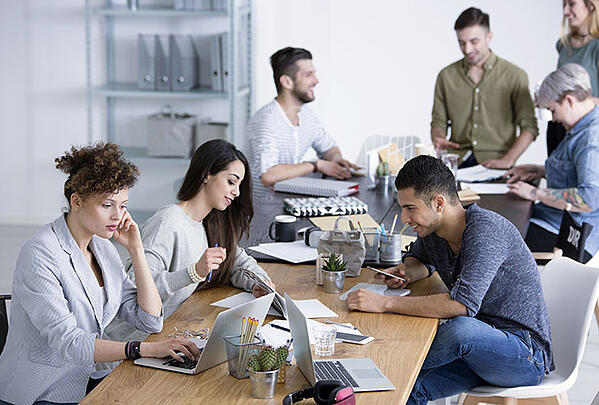 Millennials and Technology in the Workplace