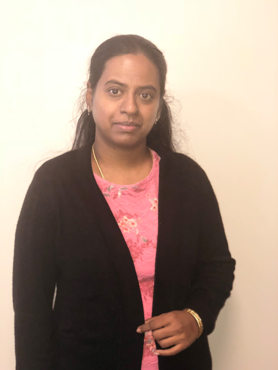 Anitha Sathish - Quality Assurance Analyst
