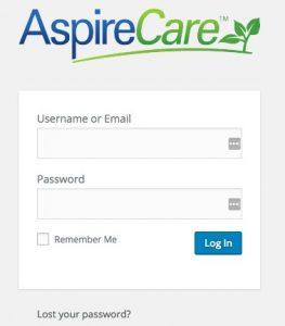 AspireCare_Customer_Support_Center_‹_Log_In