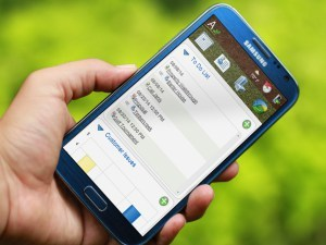Mobile First Landscape Software App