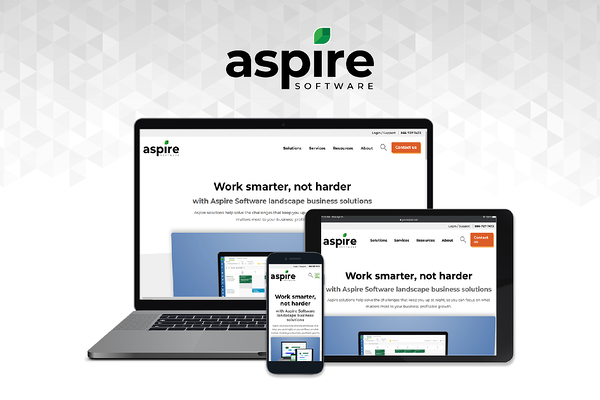 Introducing a new look for Aspire Software's website