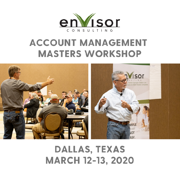 Account Managers Masters Workshop