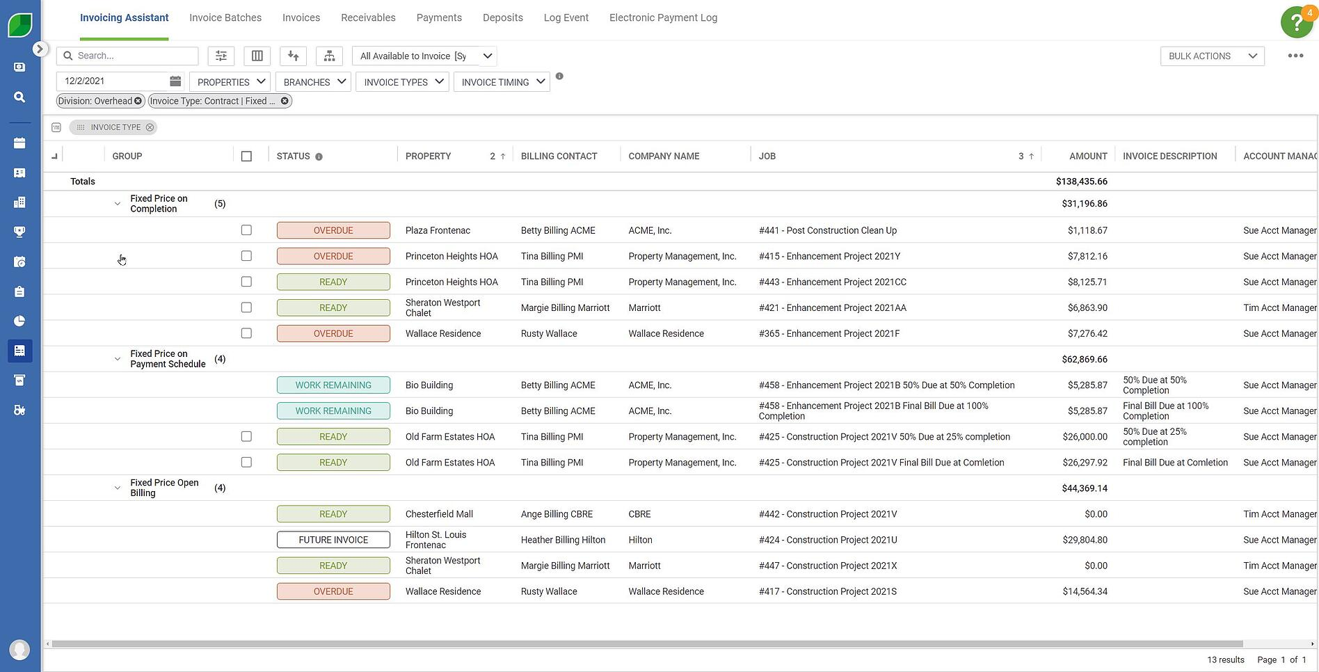 Invoicing AR 02.1