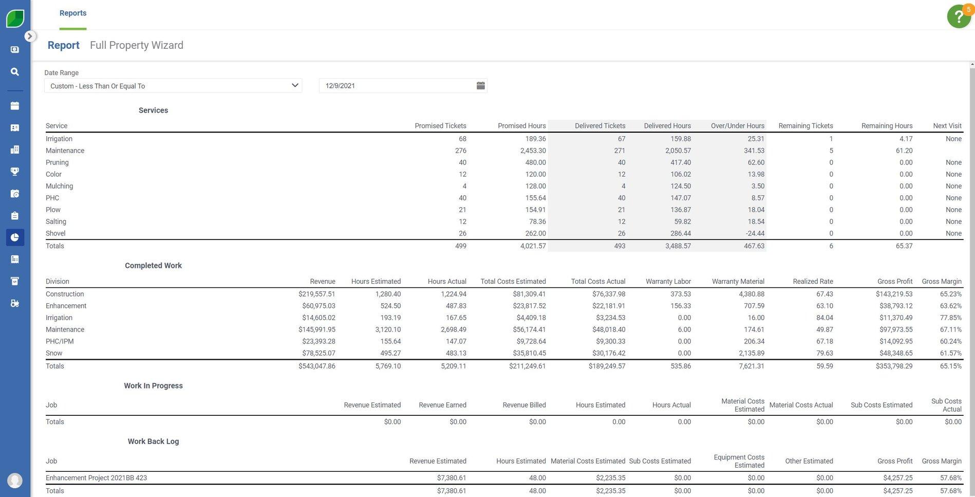 Job Costing 03.1