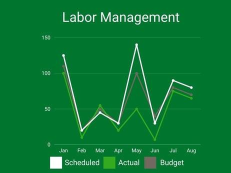 Labor Management KPI