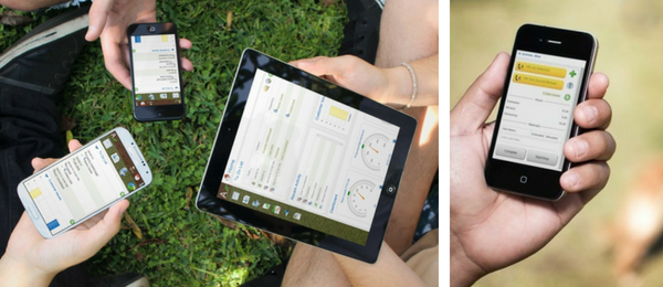Crew Mobile Software for the Field