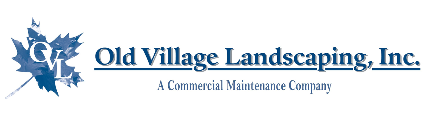 Old Village Landscaping logo340