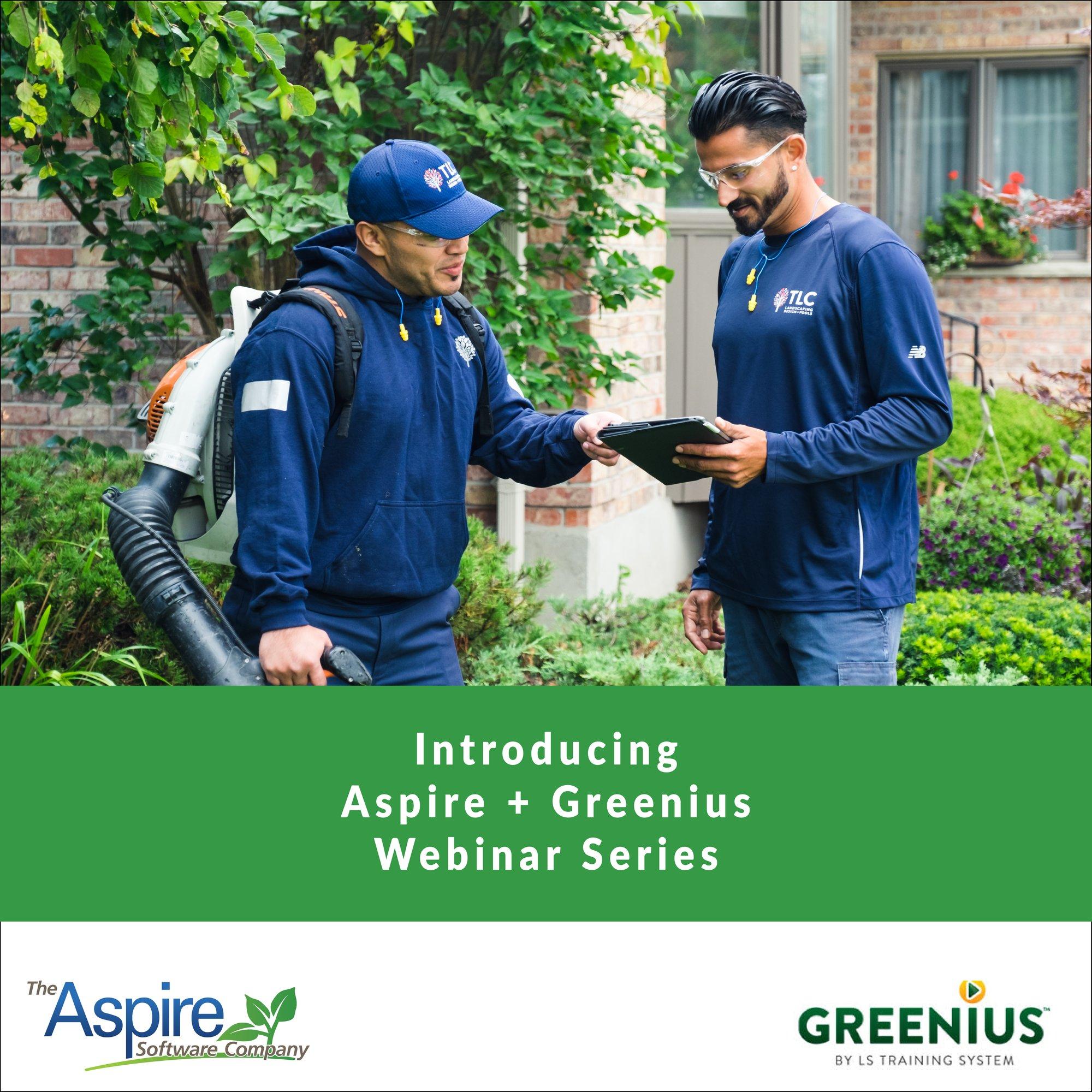 Aspire Greenius Event_Web