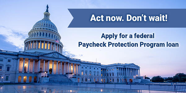 Landscapers: Act now to apply for a federal Paycheck Protection Program loan
