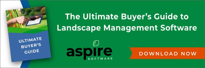 Landscape Management Software Buyer's Guide