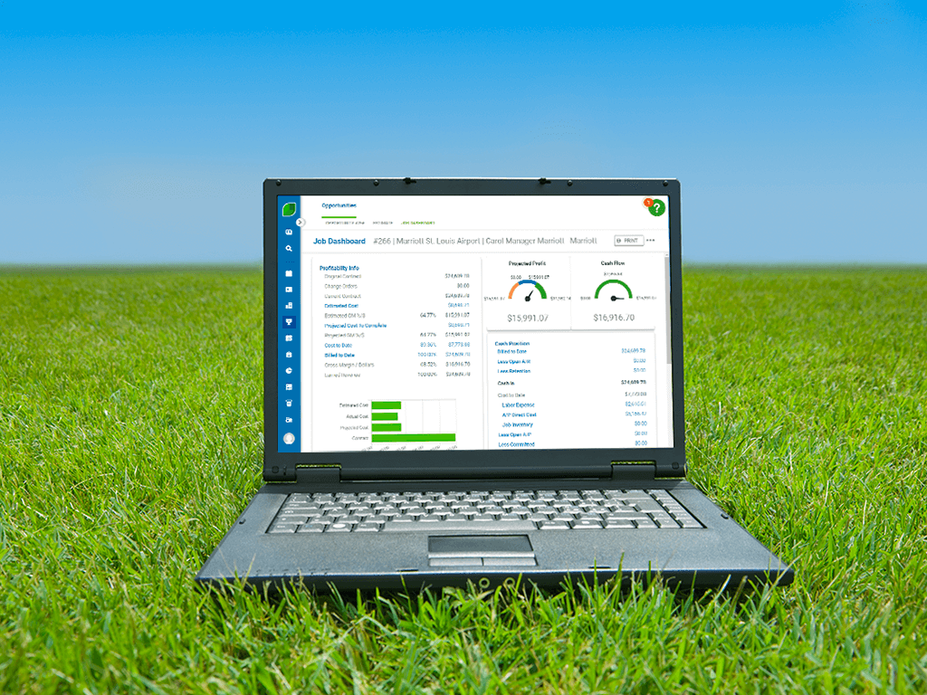 3 things you can see more clearly with an integrated landscape software system