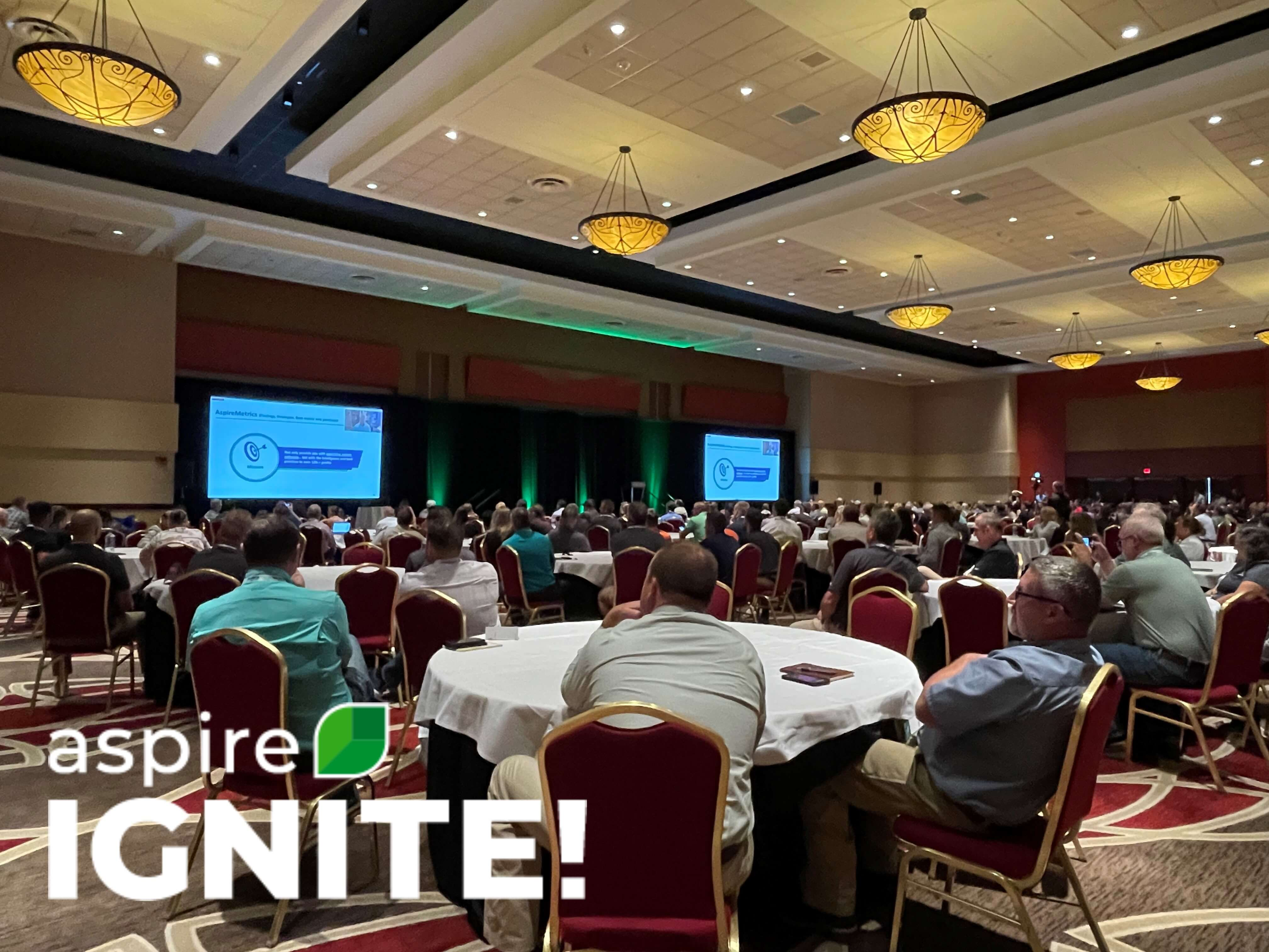 4 takeaways from the Aspire IGNITE! conference