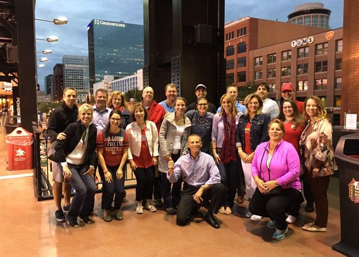 The Aspire Team in St. Louis
