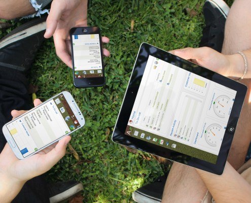 Cloud-based and mobile-optimized