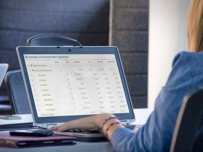 Integrated accounting saves time