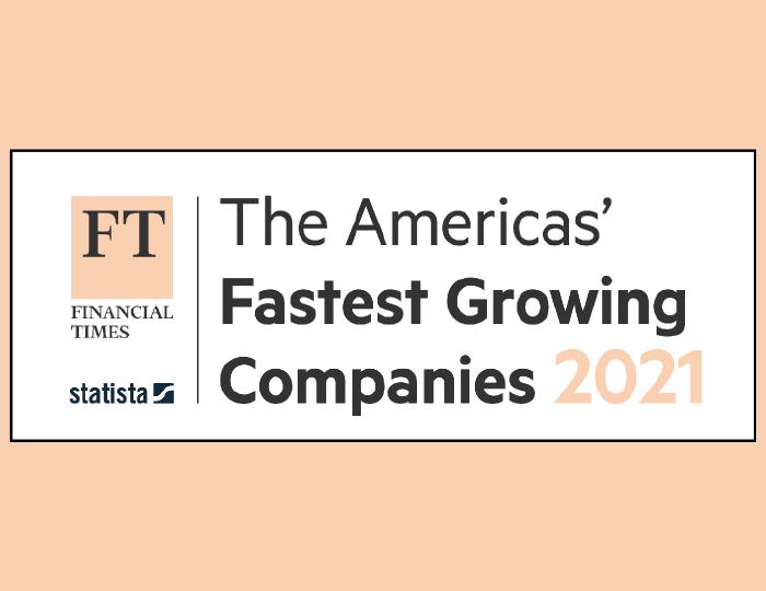 Financial Times names Aspire Software to Fastest Growing Companies list