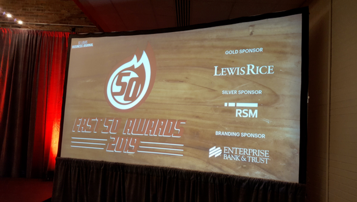 Aspire Ranked as One of St. Louis' Fastest Growing Businesses